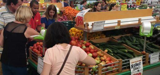 Setor de supermercados foi o que mais faturou