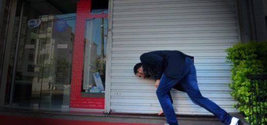 fechamendo de lojas