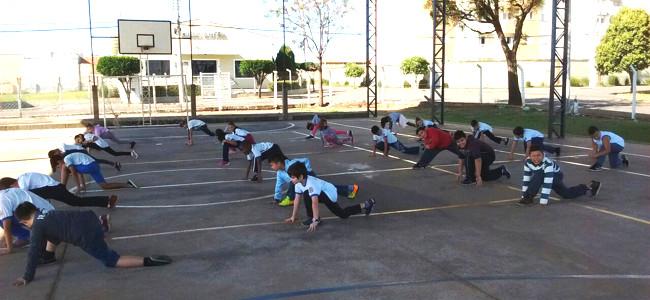 Estudantes de escola de Nova Odessa participaram do Dia do Desafio