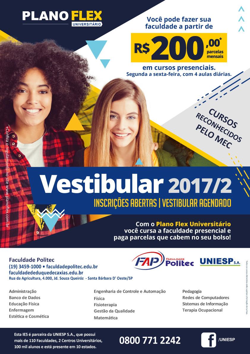 campanha faculdade politec 2017.2