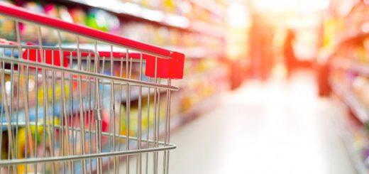 Supermercados tiveram aumento de 10,1% nas vendas em abril