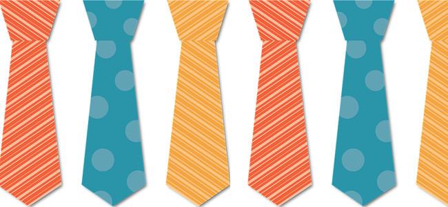 gravatas Dia dos Pais