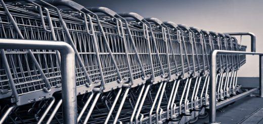 carrinhos de compra