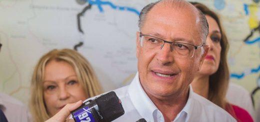 Alckmin: decreto facilita pagamento do ICMS
