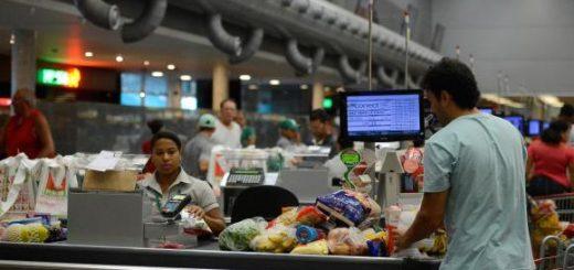 inflacao supermercado