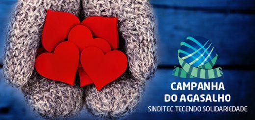 campanha do agasalho 2018 sinditec DESTAQUE