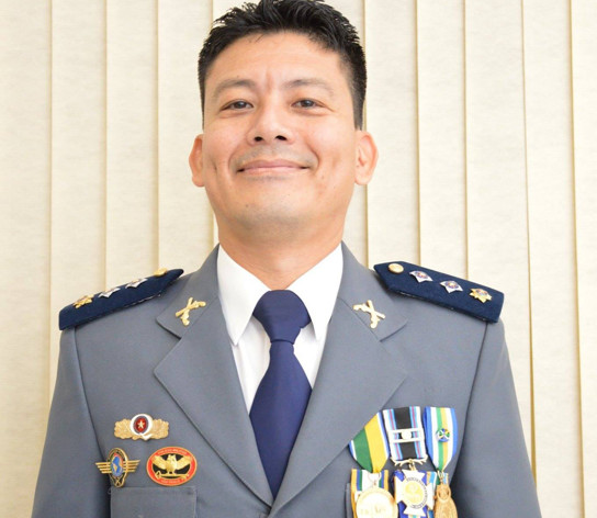 Major Rogerio Nascimento Takiuchi