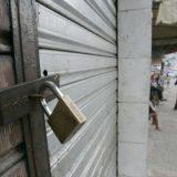 loja fechada